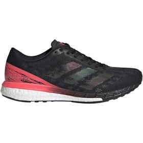 adidas Adizero Boston 9 Schoenen Dames, core black/core black/signal pink